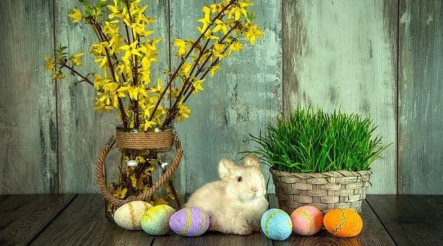 Velikonoční ozdoby, pečení a tradice