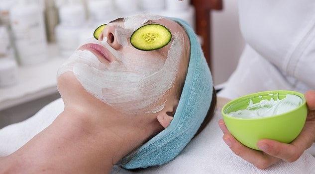 kosmetika maska